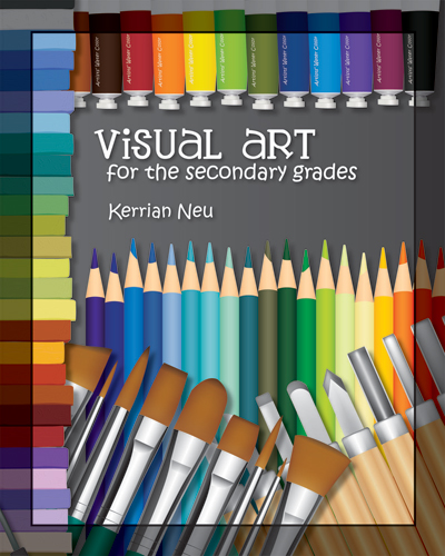 Visual Art Book Cover ~ Knd books creative for the elementary classroom